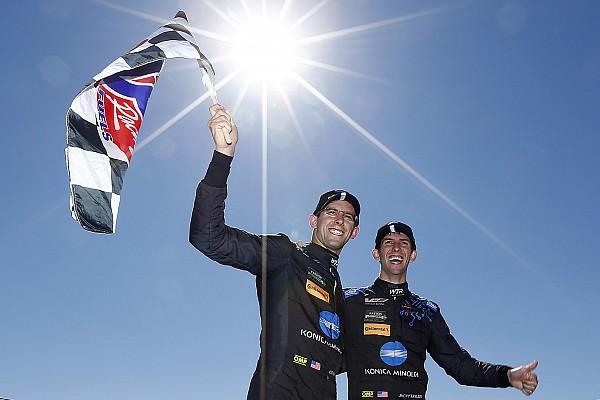 Austin IMSA: Taylors dominate, Corvette wins decimated GTLM class
