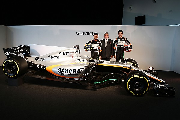 Vijay Mallya: Force India will in der Formel 1 2017 in die Top 3