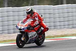 """MotoGP Noticias de última hora Lorenzo: """"No sé si hemos dado un paso adelante en seguridad"""""""