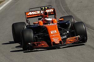 Fórmula 1 Artículo especial La columna de Vandoorne: ''Tuve que ahorrar combustible desde la salida