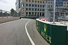 FIA изменит поребрики и въезд на пит-лейн на трассе в Баку