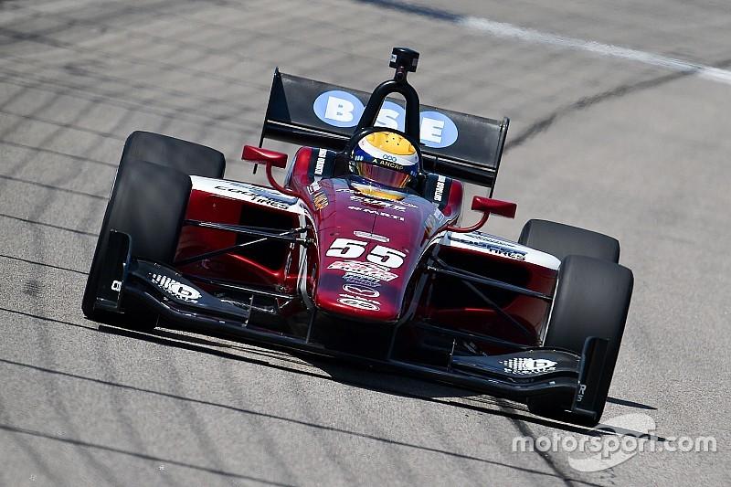 Schmidt Peterson shuts down Indy Lights team