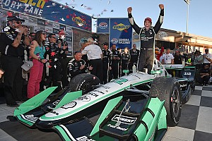IndyCar Race report Pagenaud wins IndyCar title with dominant win