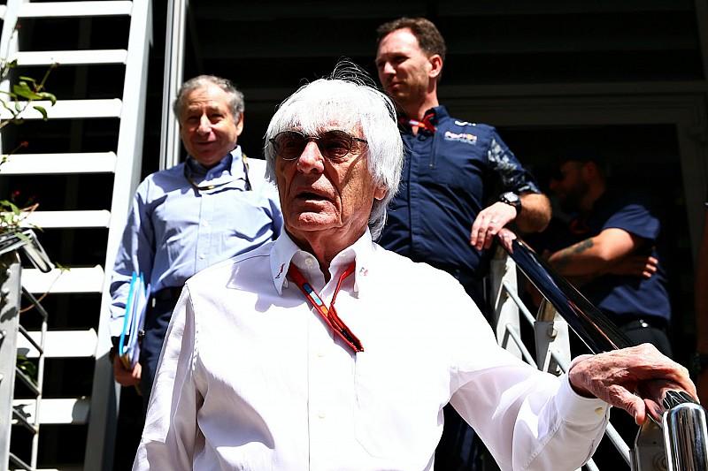 Экклстоун не смог помочь командам в споре с FIA