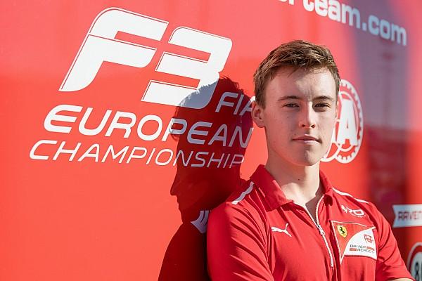 آرمسترونغ ناشئ فيراري ينضمّ إلى فريق بريما في الفورمولا 3