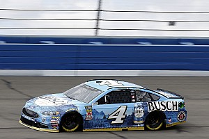 NASCAR Cup Practice report Kevin Harvick leads second Cup practice at Fontana