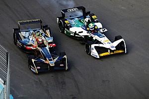Formel E Rennbericht Formel E Punta del Este: Vergne siegt über di Grassi