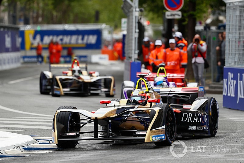 ePrix Paris: Vergne Juara, Bird finis dramatis