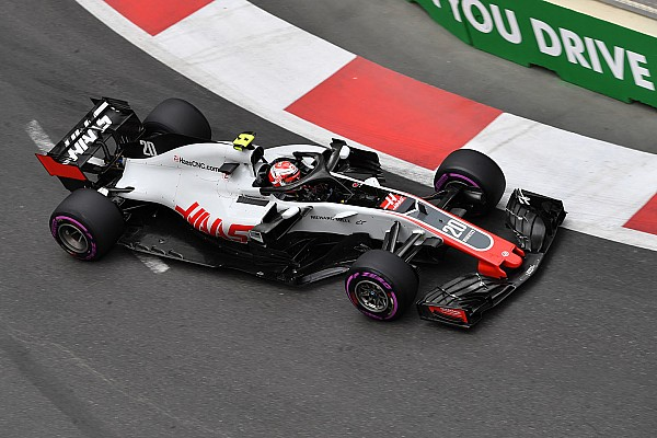 Haas beefs up bodywork to stop parts breaking off