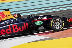 GP3 Отчет о гонке Кари впервые в карьере выиграл гонку GP3