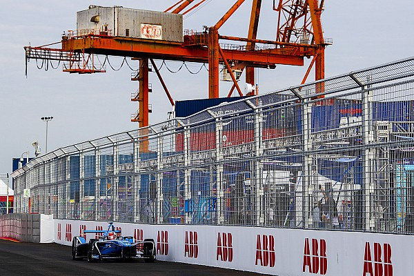 New York ePrix: Buemi on pole, Vergne slung to back of grid