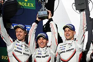 WEC Race report Shanghai WEC: Porsche seals both titles despite Toyota win