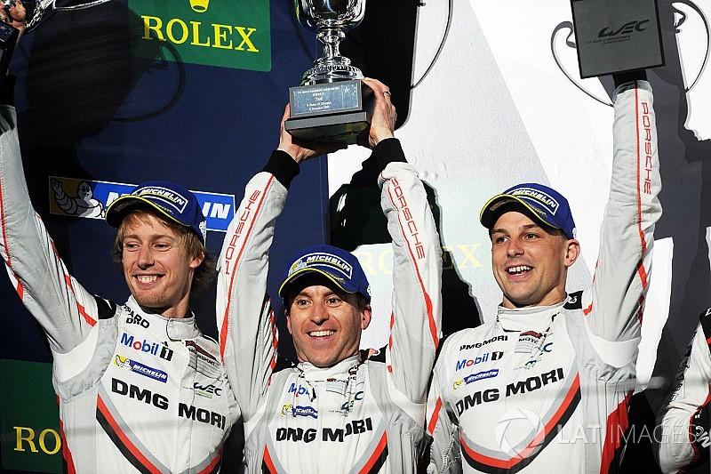 保时捷2号车组:两大关键因素夺下世界冠军