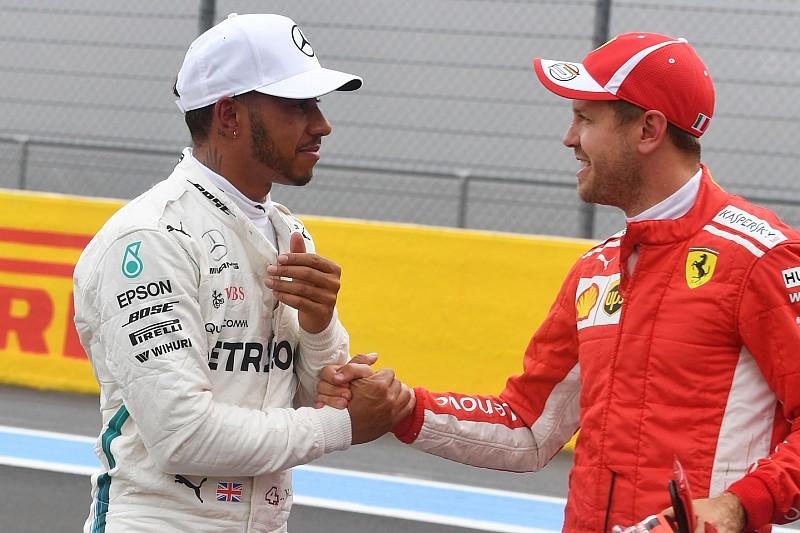 Vettel kiest voor GP Hongarije meer ultrasofts dan Hamilton