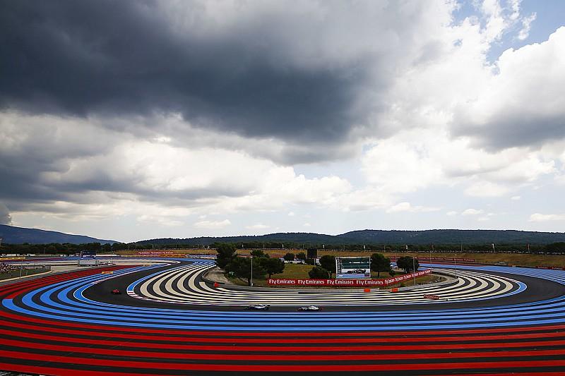 FP3 GP Perancis: Diguyur hujan, Bottas cetak waktu tercepat