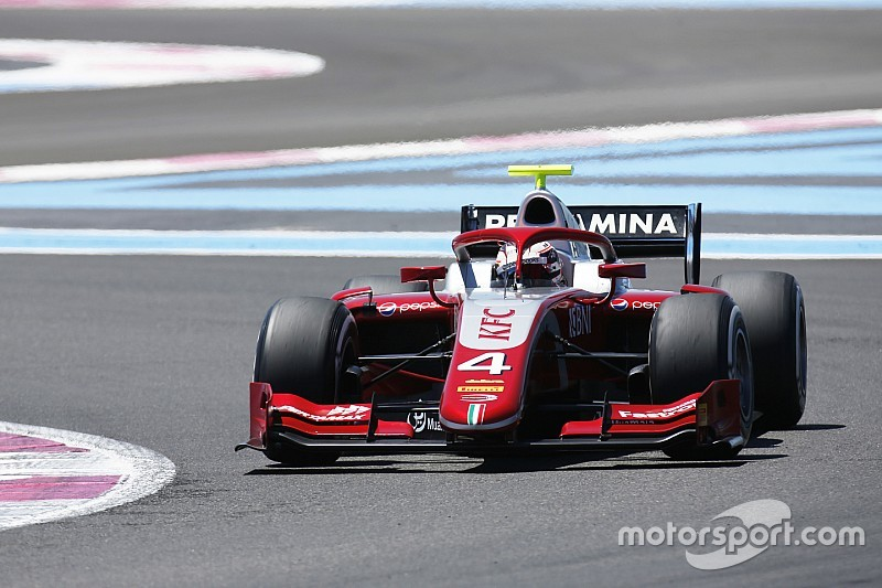Paul Ricard F2: De Vries takes dominant sprint race win