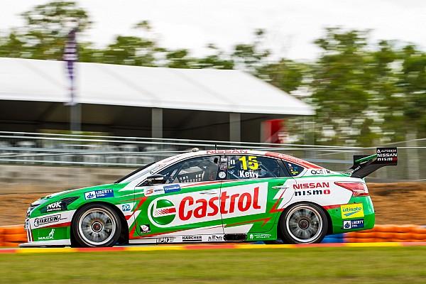 Supercars Darwin Supercars: Kelly takes shock Shootout pole
