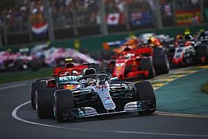 Формула 1 Результаты Положение в чемпионате после Гран При Австралии