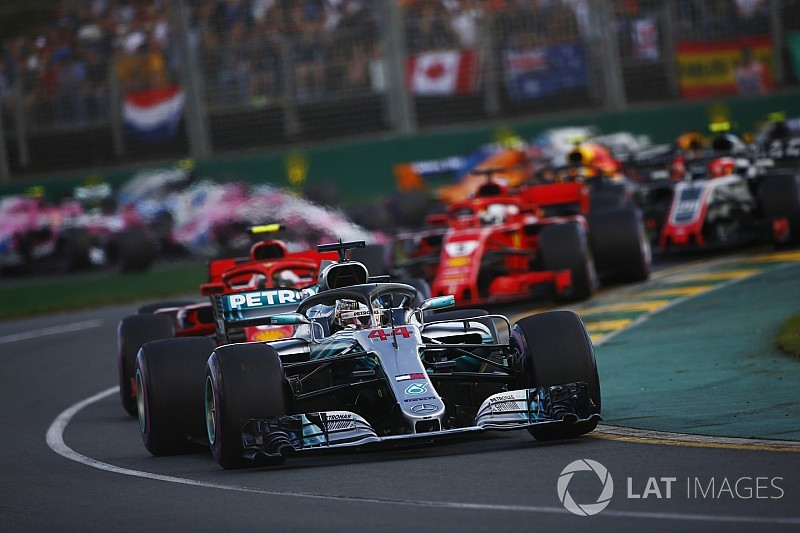 Vettel: Mercedes'in motor modları artık