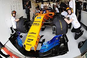 F1 速報ニュース F1、19年から最大燃料搭載量を110kgへ緩和。より激しいバトル求める
