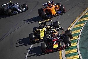 Formule 1 Actualités Le spectacle du premier GP interroge sur le tracé de l'Albert Park