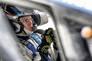 WRC Breaking news Tanak farewelled from M-Sport with 'wet balls' prank