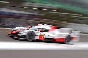 WEC Reporte de prácticas Toyota lidera los entrenamientos del viernes del WEC en Shanghai