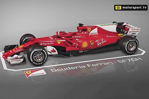 Formula 1 Animazione Ferrari: tre modifiche per tornare a vincere con la SF70H