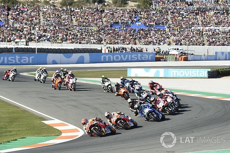 Дистанції деяких гонок MotoGP у 2018 році будуть меншими
