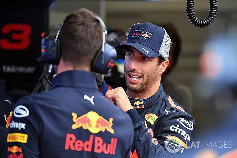 Ricciardo: Sıralamayla ilgili endişeyi daha önce belirtmeliydim