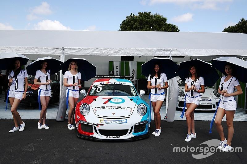 Carrera Cup Italia, Monza: programma