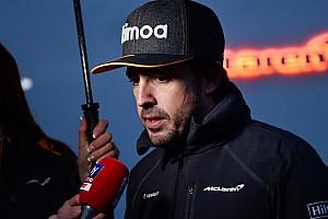 阿隆索曾考虑在2017年底退出F1