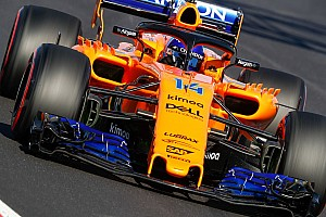 McLaren insists unreliable new car is not flawed