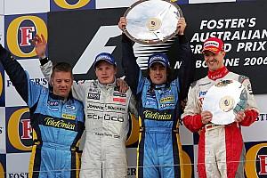 Fórmula 1 Galería Galería: todos los podios y victorias de la F1 en Melbourne
