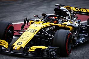 F1 速報ニュース サインツJr.「ルノー製PUの進化のためならペナルティも受け入れる」