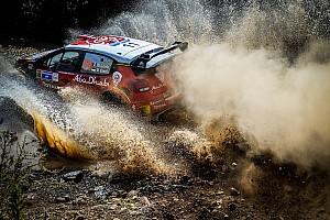 WRC Resumen del tramo Loeb presiona a Sordo por la victoria en México