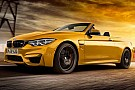 Automotive BMW M4 Convertible Edition 30 Jahre: three decades of droptop M