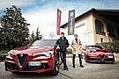 Az Alfa Romeo központjában jártak a Sauber-pilóták