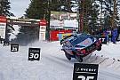 WRC Fotogallery WRC: i salti più spettacolari al Colin's Crest