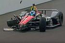 IndyCar Indy 500: Karam führt Montagstraining an - Crash von Wickens