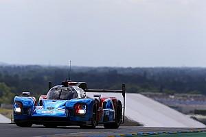 24 heures du Mans Réactions Button a d'abord trouvé le circuit du Mans