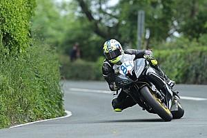 Kecelakaan fatal kedua, Adam Lyon meninggal dunia di Isle of Man TT