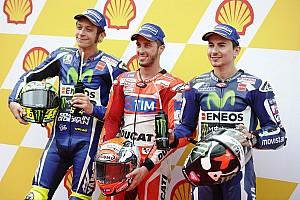 MotoGP Qualifying report Malaysian MotoGP: Dovizioso snatches surprise pole for Ducati