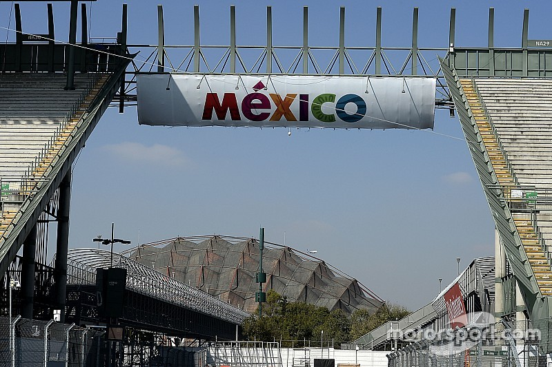 Rossi: Sirkuit F1 Meksiko berbahaya untuk MotoGP