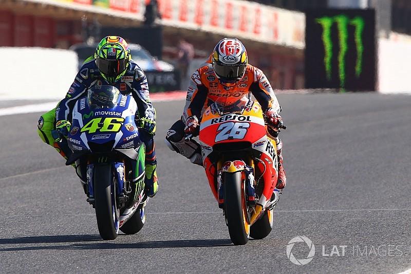Rossi sebut Pedrosa pantas dapatkan gelar MotoGP