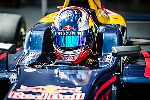 Formula 4 Actualités Richard Verschoor, pilote Red Bull, titré en SMP F4