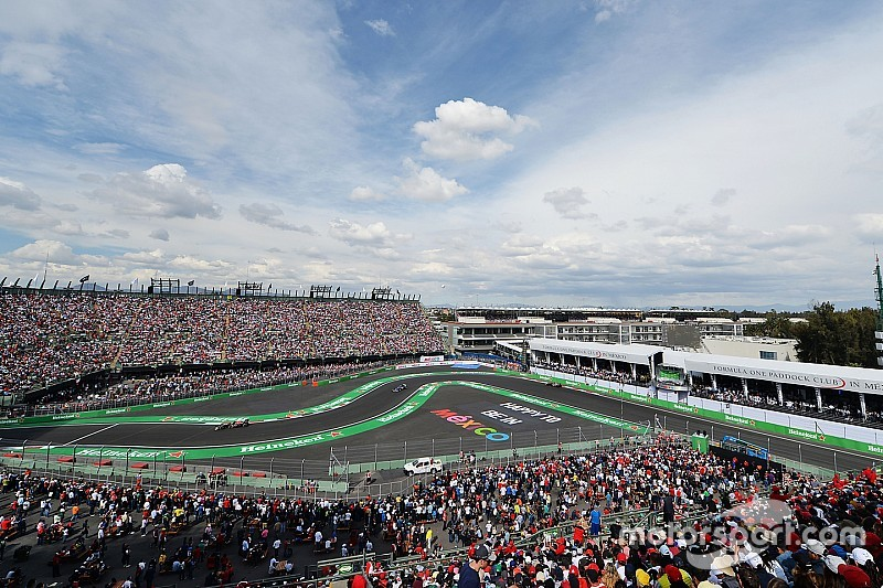 "Mexican GP aims to send ""powerful message"" after tragedy"
