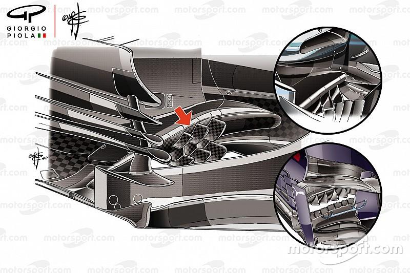 Tech analyse: De updates waarmee Haas de weg naar boven hoopt te vinden