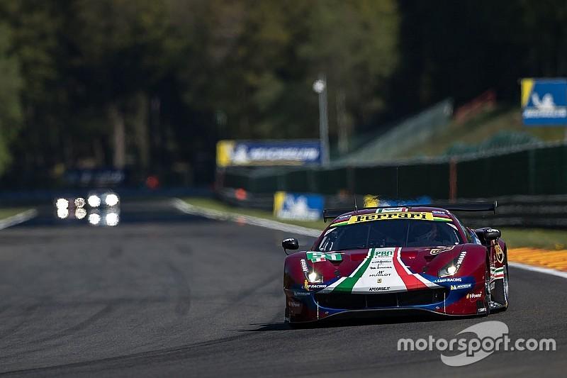 Ferrari, 2020/21 LMP1 yönetmelikleri için görüşmelerde yer alıyor