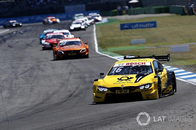 DTM Lausitzring 2018: Glock reist als Tabellenführer an, Mercedes Favorit